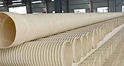 PVC管材在建筑领域的应用量增大