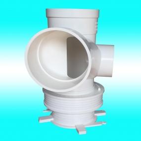 什么是hdpe同层排水管 道系统?