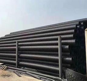 联塑HDPE钢带缠绕波纹管